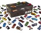 Hot Wheels Basic Car 50-Toy Pack