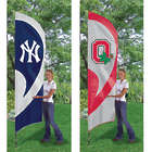 MLB Stitched and Appliqued Nylon Yard Flag