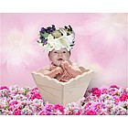 Personalized Petal Baby Masterpiece