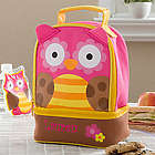 Personalized Owl Lunch Bag