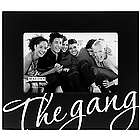 The Gang Black Picture Frame