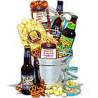 St. Patrick's Day Beer Gift Basket