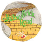 Yellow Brick Road Stepping Stone
