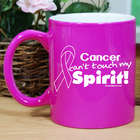 Cancer Can't Touch My Spirit Coffee Mug