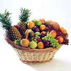 Executive First Class Fruit Gift Basket