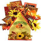 Autumn Retreat Treat Gift Basket