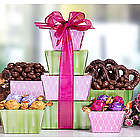 Chocolate Connoisseur's Gift Tower