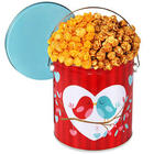 His and Hers Popcorn Gift Tin