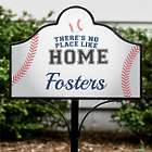 Personalized No Place Like Home Magnetic Sign Set
