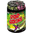 Pop Rocks Xtreme Sour Apple & Sour Berry Candy Tub