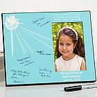 First Communion Personalized Signature Frame