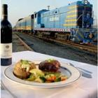 Sierra Lunch Train Experience for Two