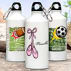 Kid's Personalized Sport Water Bottle