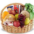 Deluxe Finest Fruit Gourmet Gift Basket