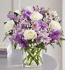 Large Lovely Lavender Medley Bouquet