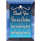Thank You Keepsake Mirror