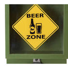Beer Zone Cap Catcher Bottle Opener