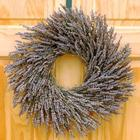 Dried Lavender Indoor Wreath