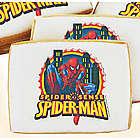 Spider-Man Spider Sense Cookies