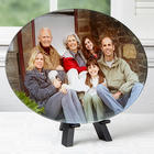 Personalized Favorite Photo Glass Platter