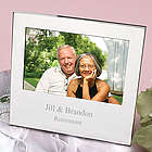 Personalized Silver-plated Frame