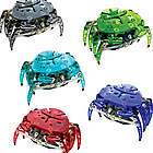 Touch and Sound Activated Robotic Toy Crab