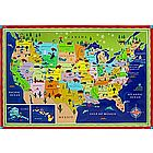 This Land Is Your Land Kids' Map