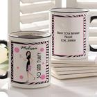 Birthday Gal Personalized Coffee Mug