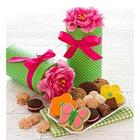 Spring Poppy Goumet Cookie Gift Box