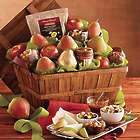 Deluxe Orchard Fruit and Nut Gift Basket