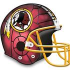 NFL Washington Redskins Accent Helmet Lamp