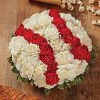 Baseball Fresh Flower Arrangement