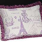 French Motif Lavender Scented Pillow
