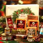 Sausage and Cheese Holiday Gift Basket