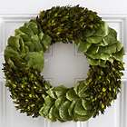 Emerald Foliage Wreath