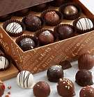 24 Piece Deluxe Artisanal Chocolate Truffles Gift Box