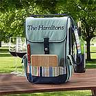 Personalized Wine and Cheese Picnic Tote