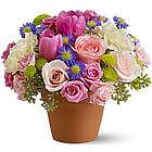 Spring Sonata Flowers Bouquet
