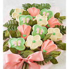 Long Stemmed Flower Cookie Bouquet