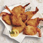 Breaded Jumbo Fantail Shrimp 5 Pounds