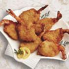 Breaded Jumbo Fantail Shrimp 5 Pounds