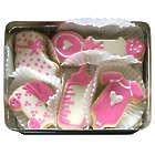 Baby Girl Sugar Cookie Gift Tin