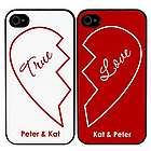 True Love Personalized iPhone Cases
