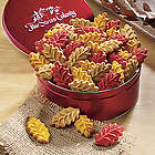 Almond Leaf Cookies Gift Tin