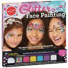 Glitter Face Painting Set