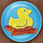 Crack A Smile Rubber Ducky Egg Mold