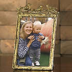 Gilded Bird Picture Frame