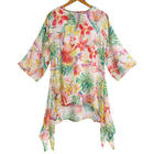 Floral Bliss Tunic Top