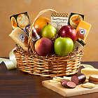 Large Fruit & Gourmet Basket for Sympathy