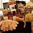 Caramel Spa Treasures Gift Chest